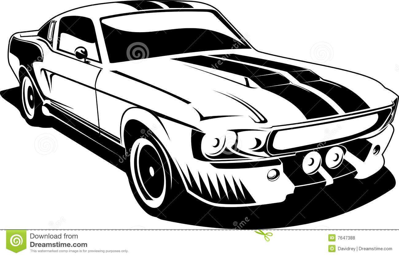 Car panda free images. Mustang clipart