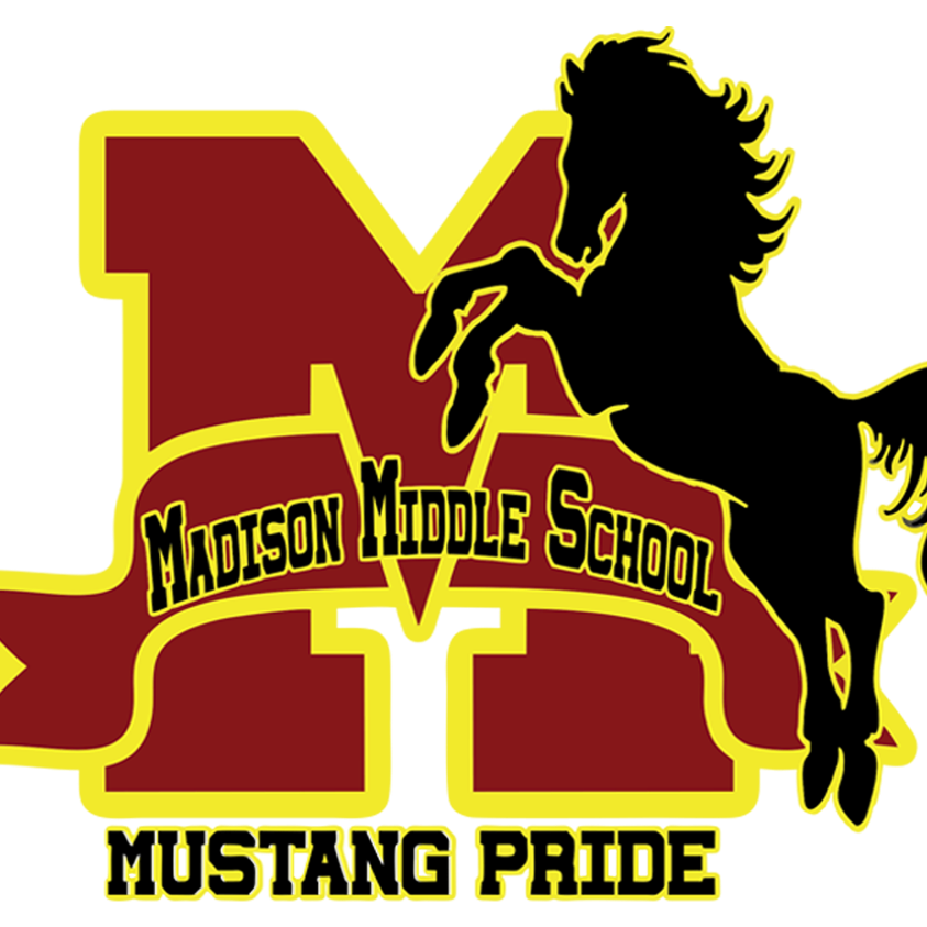 Madison madisonmustang twitter. Mustang clipart central middle school