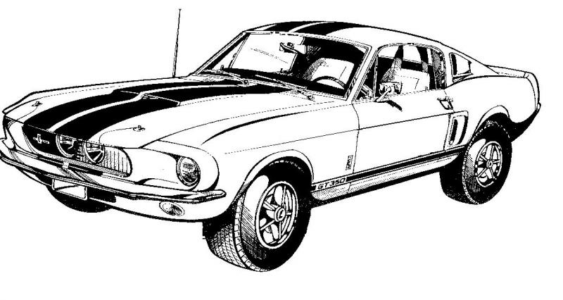 Free cliparts download clip. Mustang clipart ford vintage