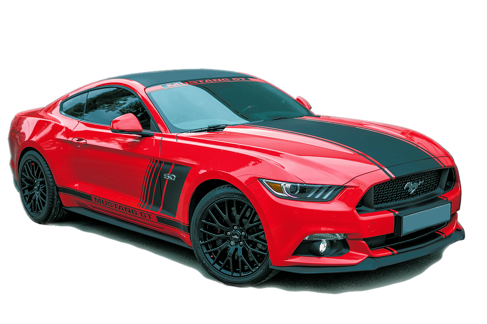 Ford png image purepng. Mustang clipart muscle car