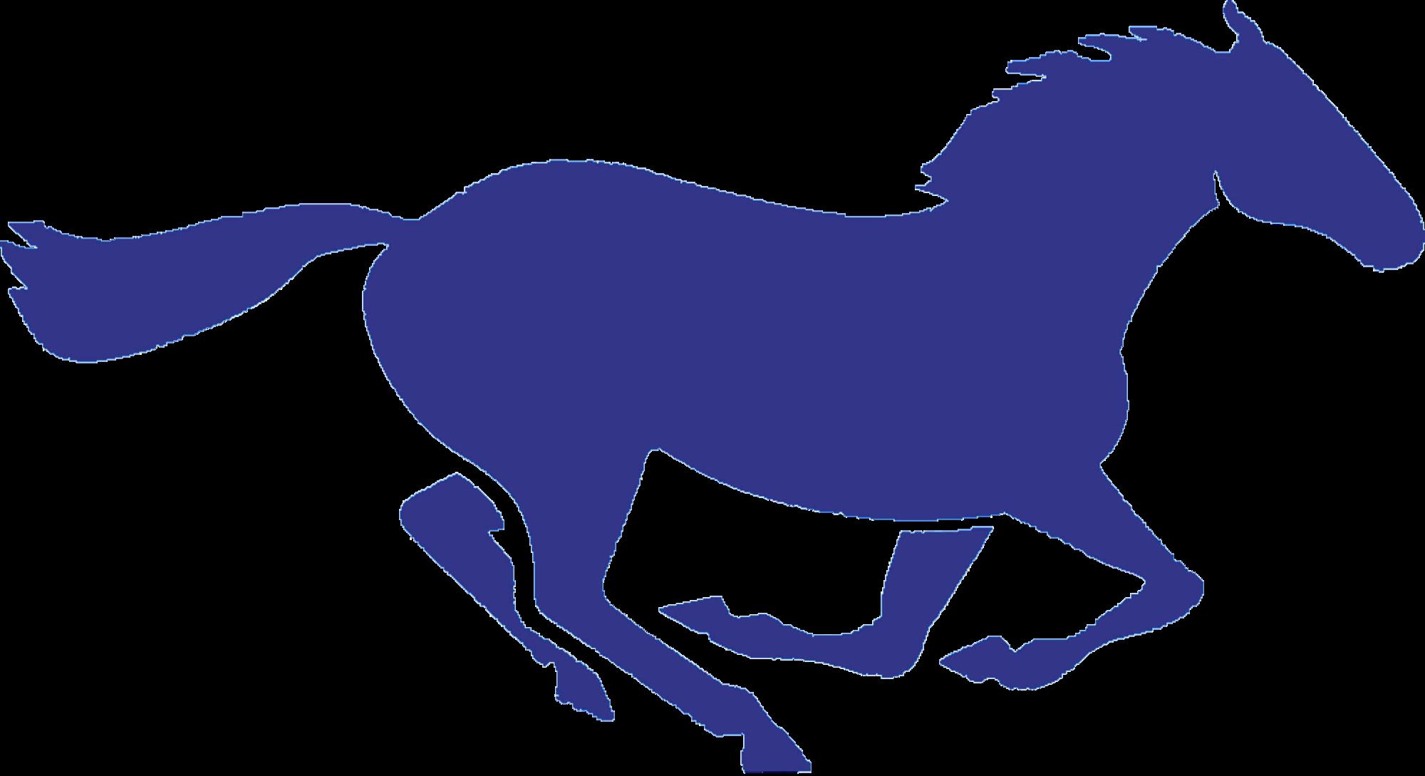 The ridgeview mustangs scorestream. Mustang clipart mustang emblem