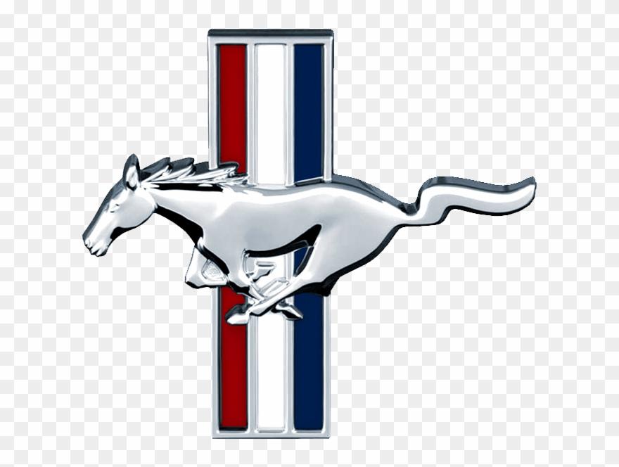 Ford logo png . Mustang clipart mustang emblem
