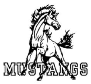 Mustang clipart mustang football. Free images at clker