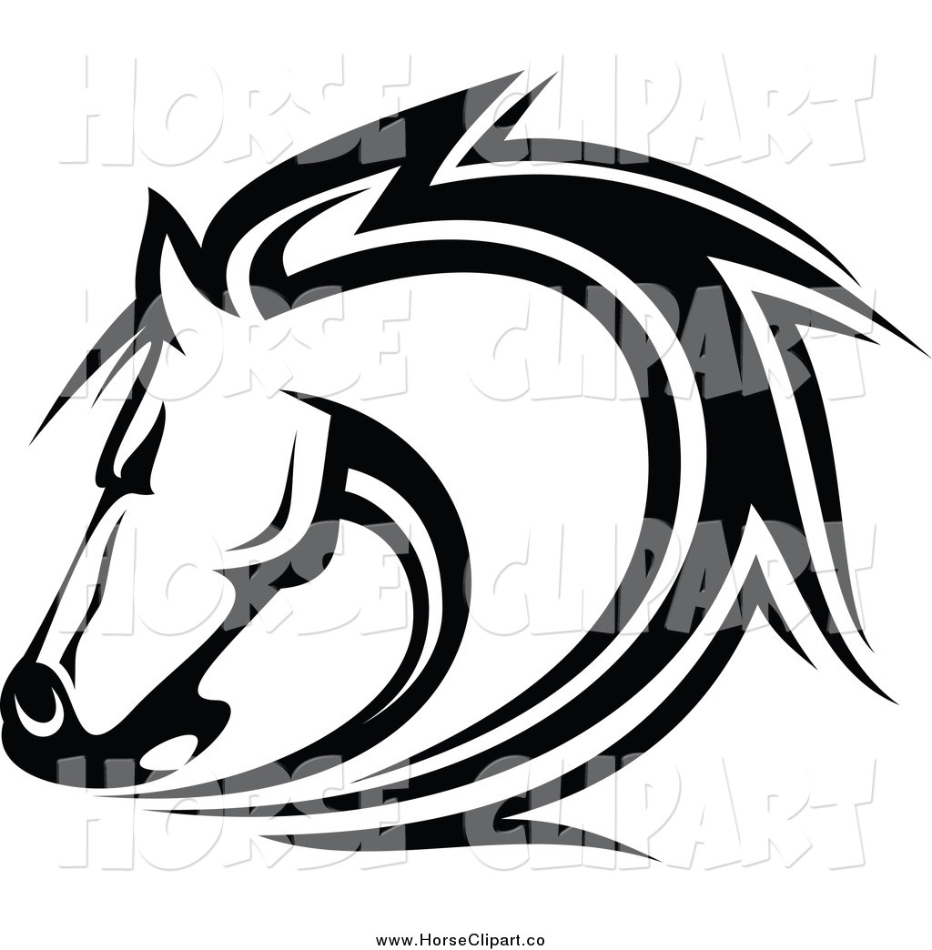 Free download best on. Mustang clipart mustang head