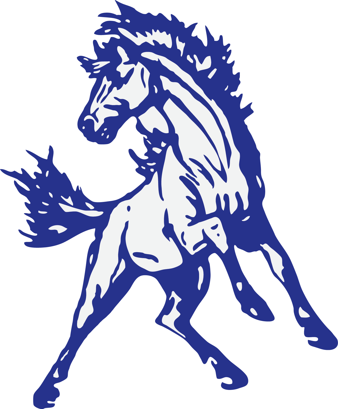 North mascot mustangpng kb. Mustang clipart mustang horse