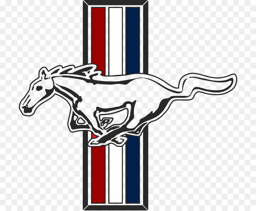 Mustang clipart mustang logo. Ford car sticker font