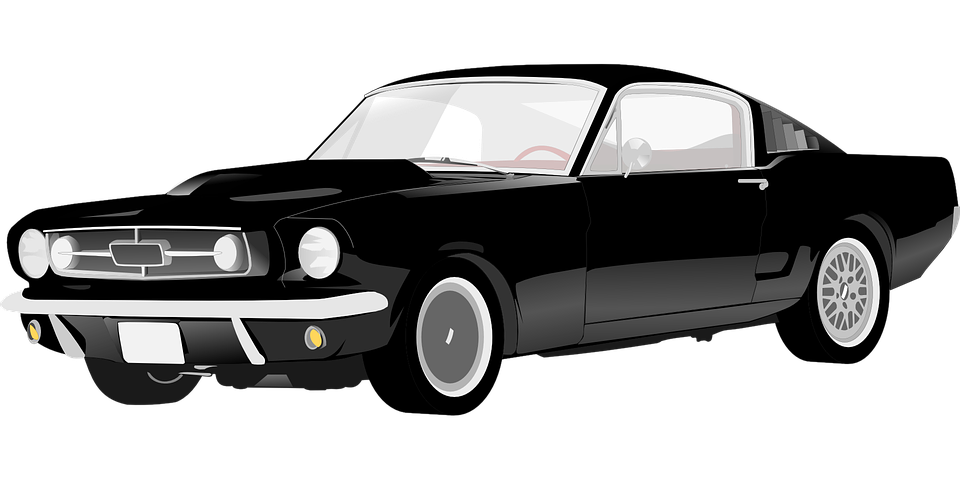 Ford png . Mustang clipart transparent background