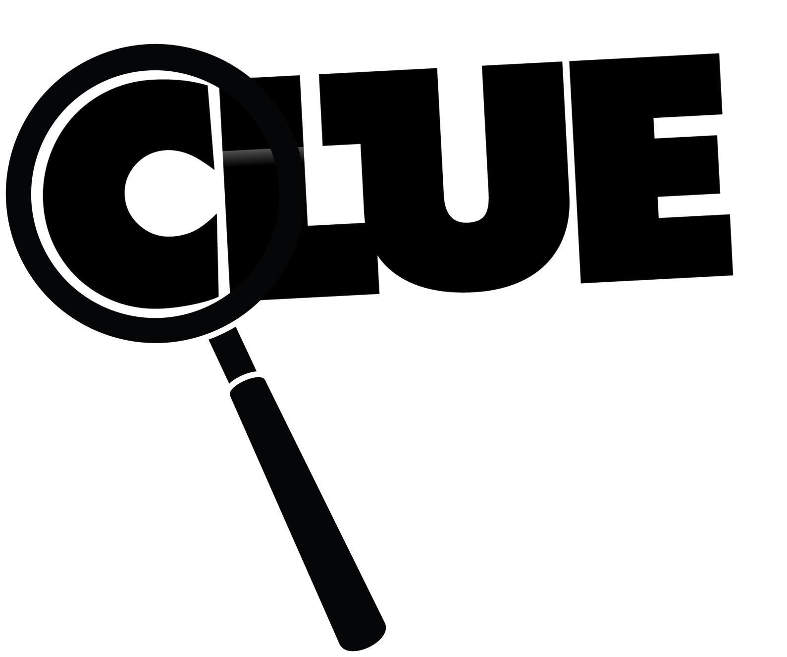 Mystery clipart cluedo. Clue board game characters