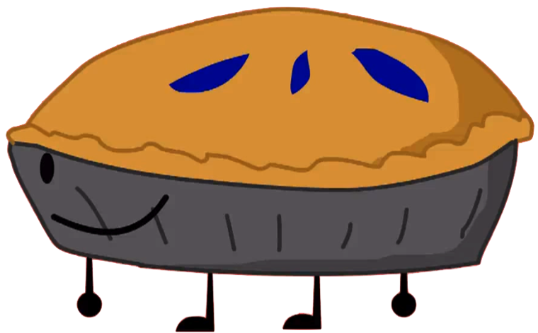 Mystery clipart file. Image pie bfdi png