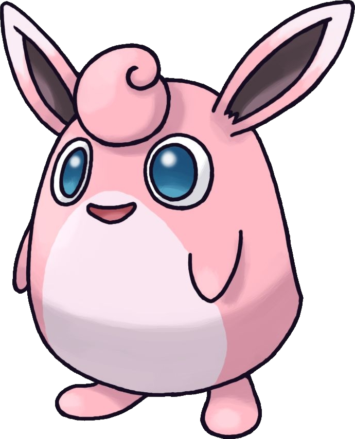 Image wigglytuff pokemon dungeon. Mystery clipart file
