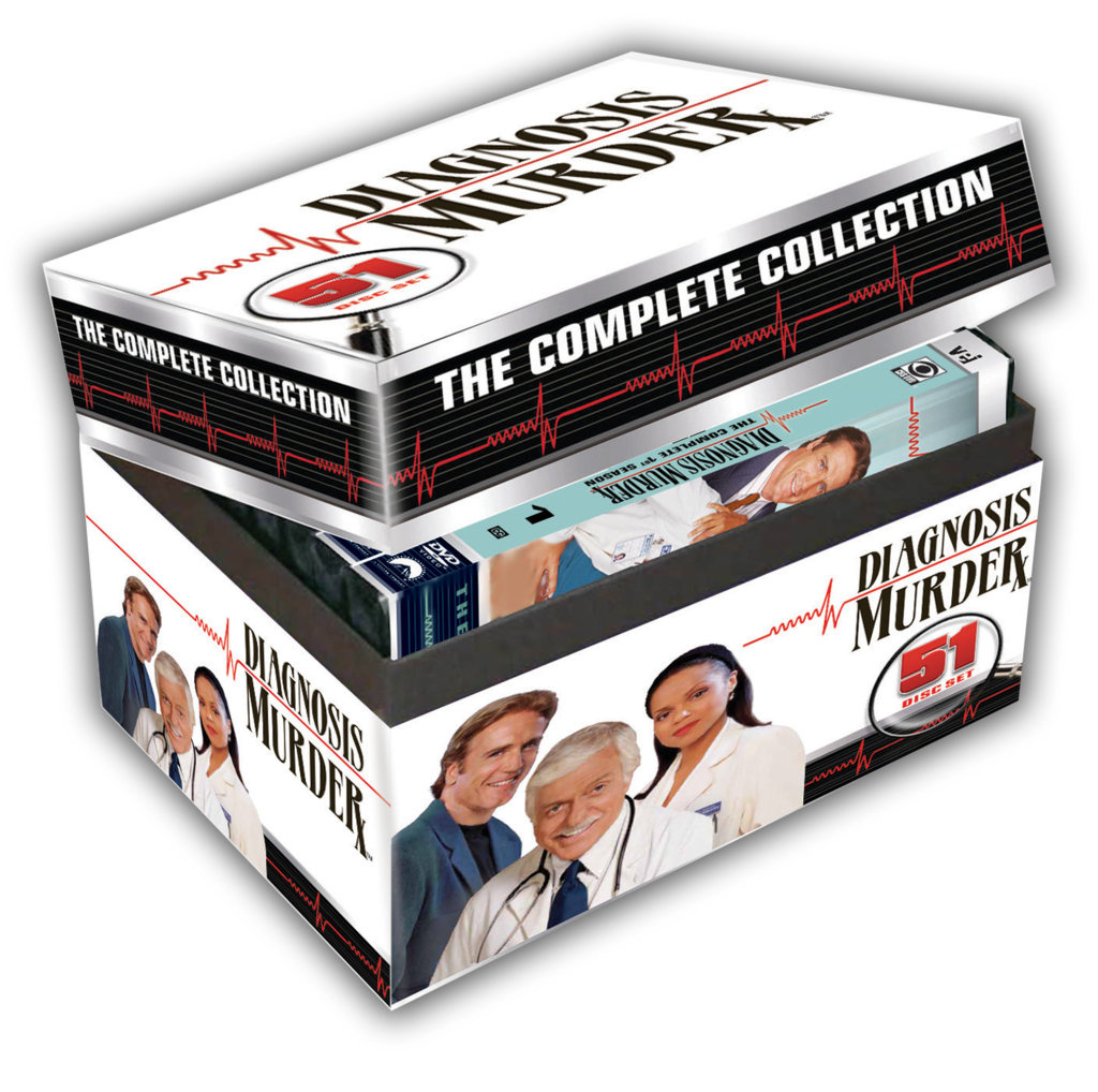 Diagnosis murder the complete. Mystery clipart homicide detective