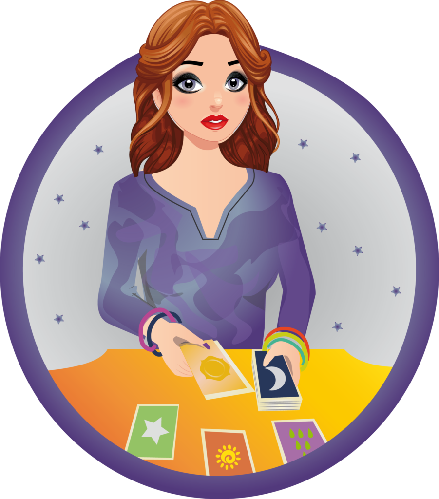 Mystery clipart intuition. About denise tarotess ive
