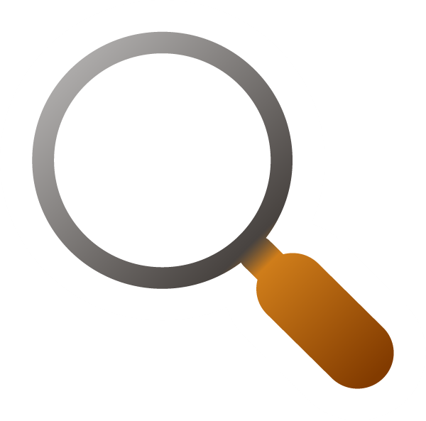 Mystery clipart magnifier. Events flickerwood wine cellars