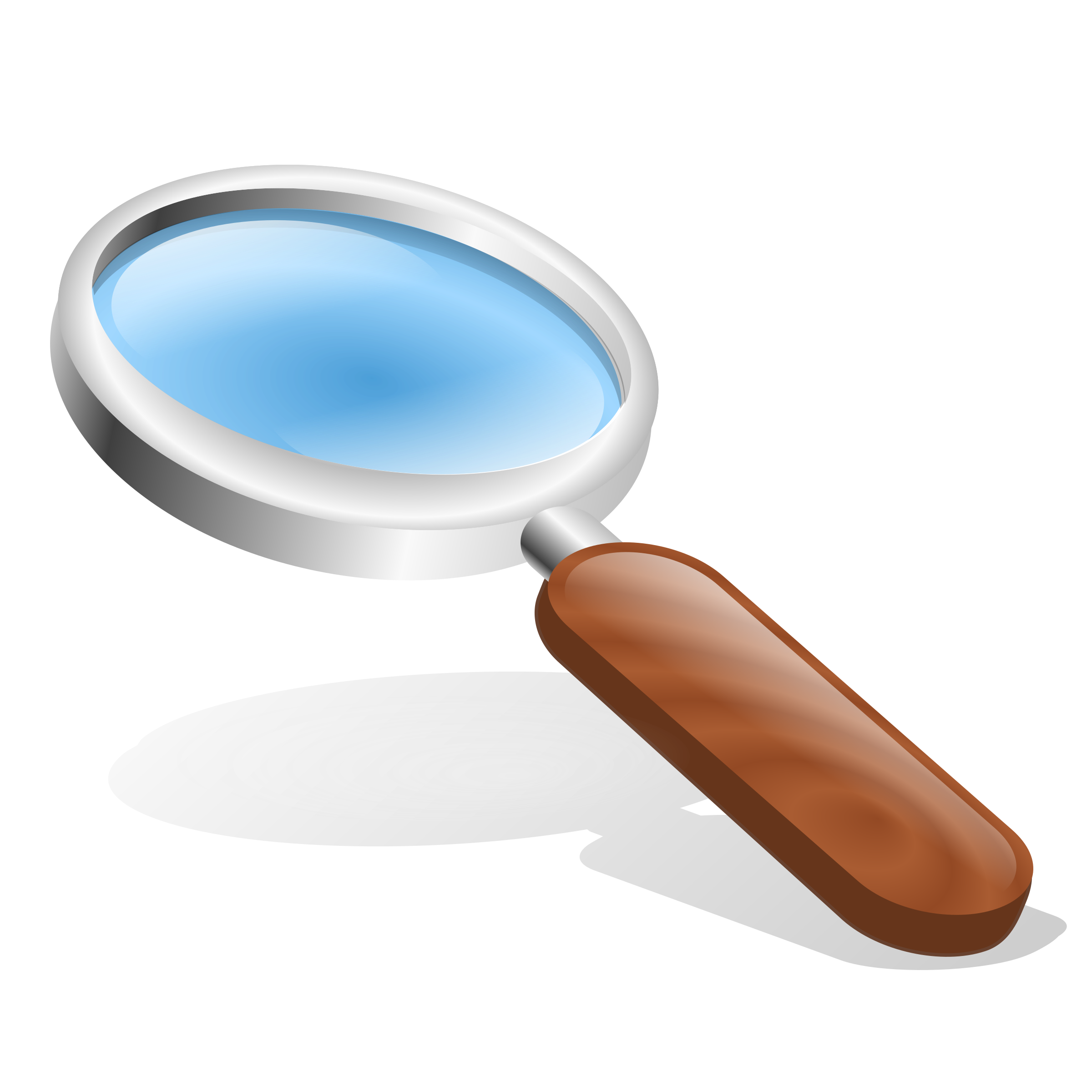 Mystery clipart magnifier. Magnifying glass big image
