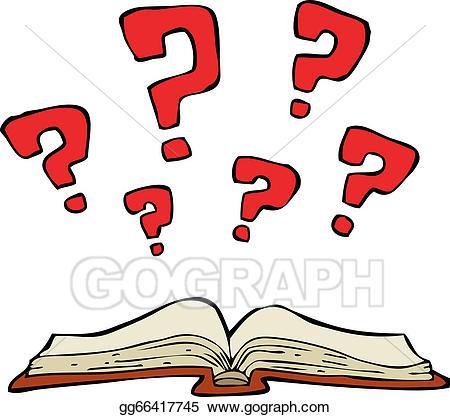 Mystery clipart mystery book. Clip art vector stock