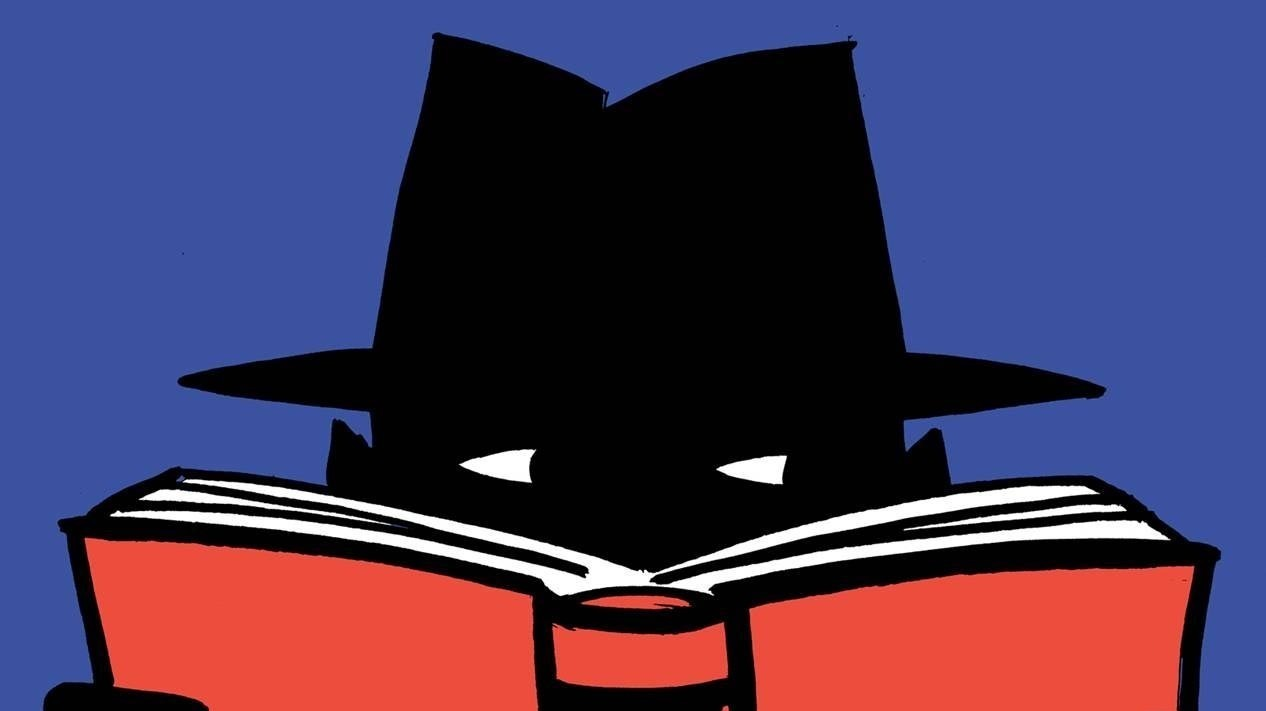 Mystery clipart mystery book. In s best mysteries