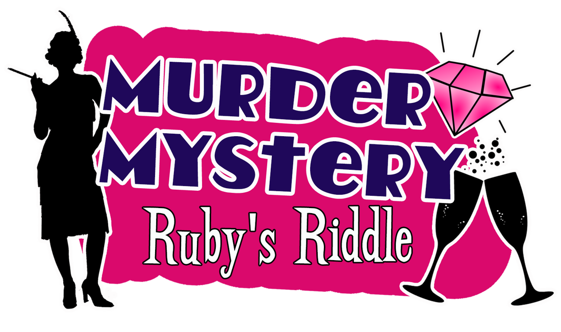 Surprise clipart mystery prize. Murder weekend center stage