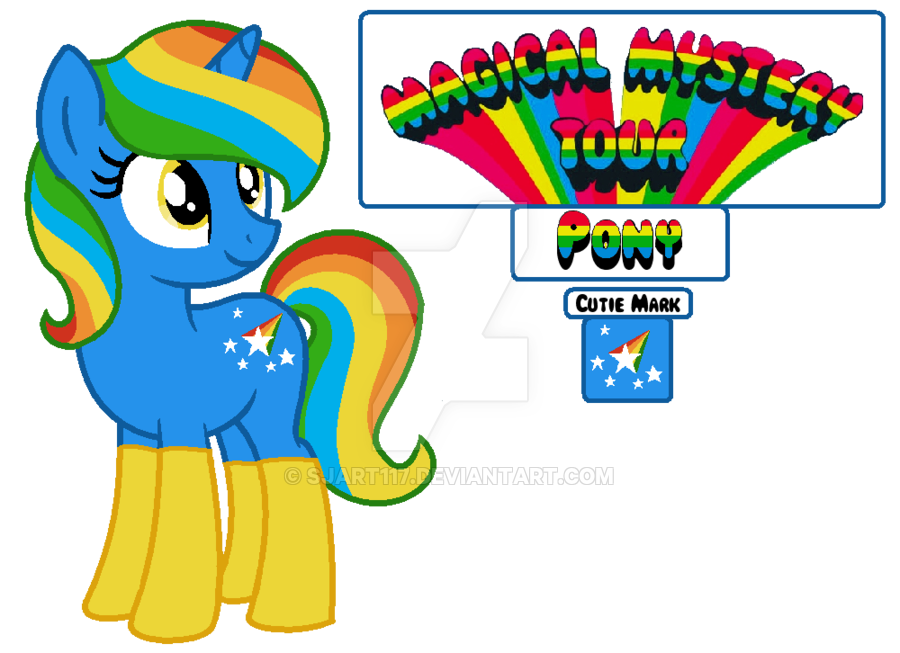 Magical tour pony by. Mystery clipart mystery movie