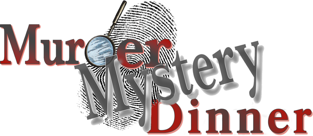 Murder dinner at hotel. Mystery clipart mystery person