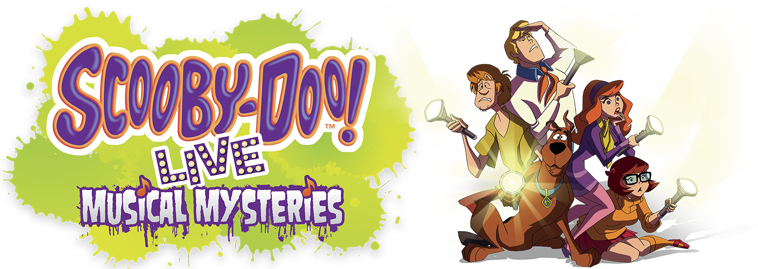 scooby doo clipart easy