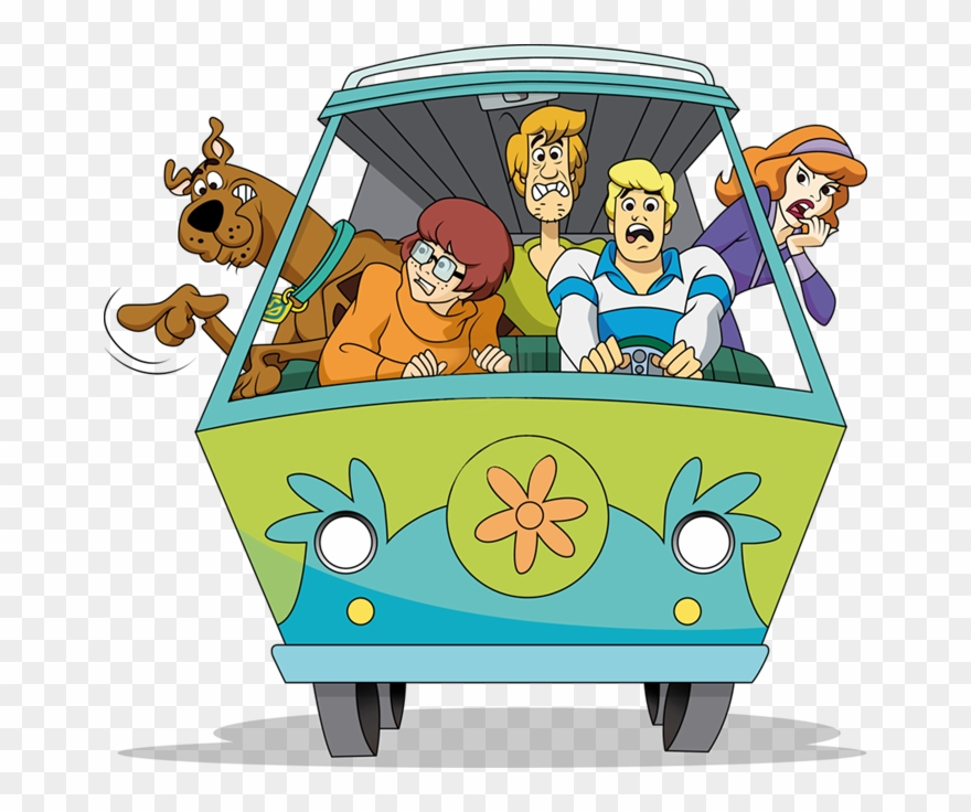 Pinclipart . Scooby doo clipart mystery machine