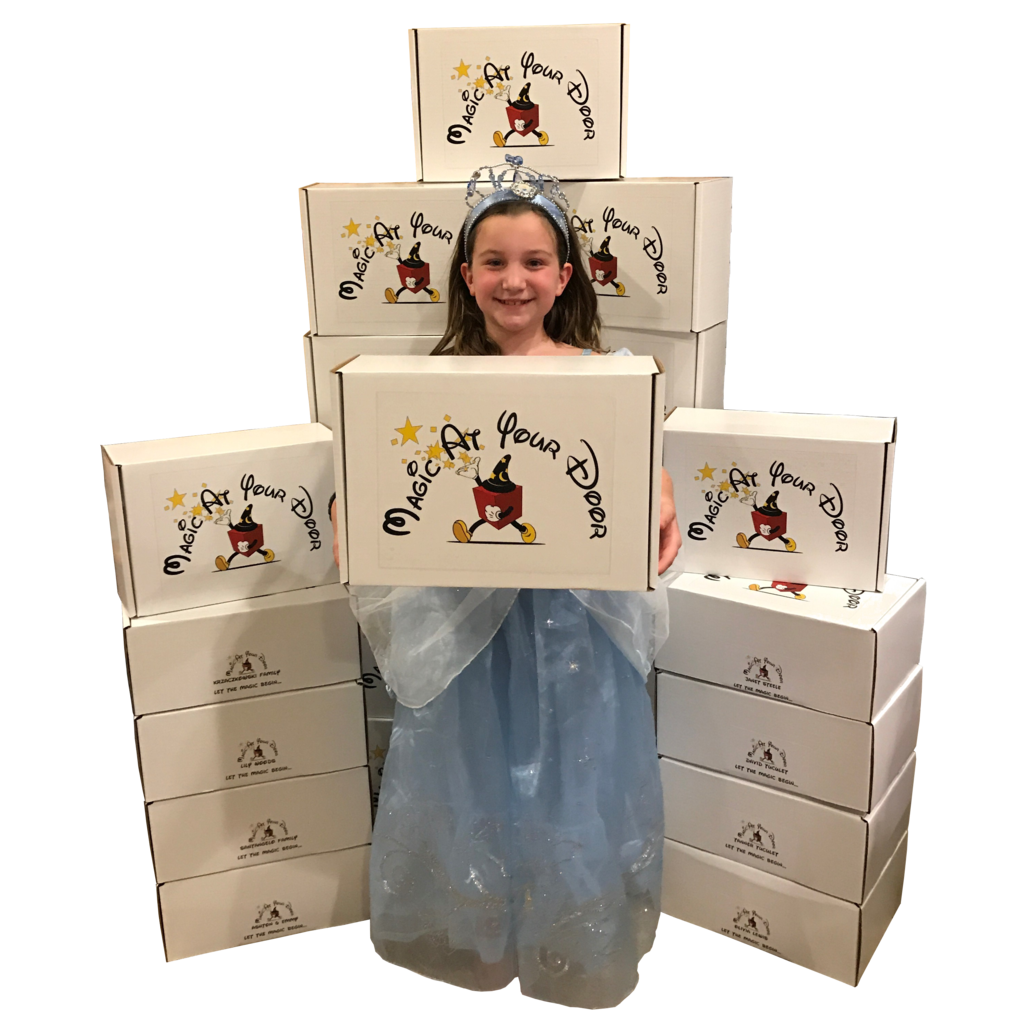 The best disney monthly. Mystery clipart surprise box