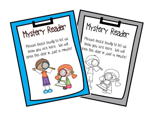 Mystery clipart teacher. Teach with laughter reader
