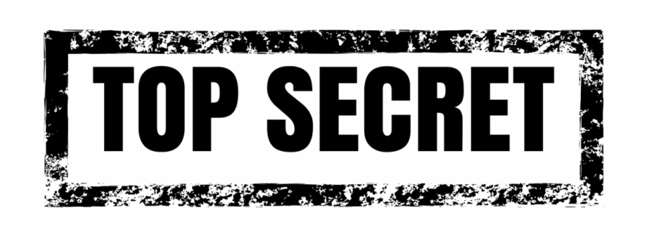 You ve found a. Mystery clipart top secret