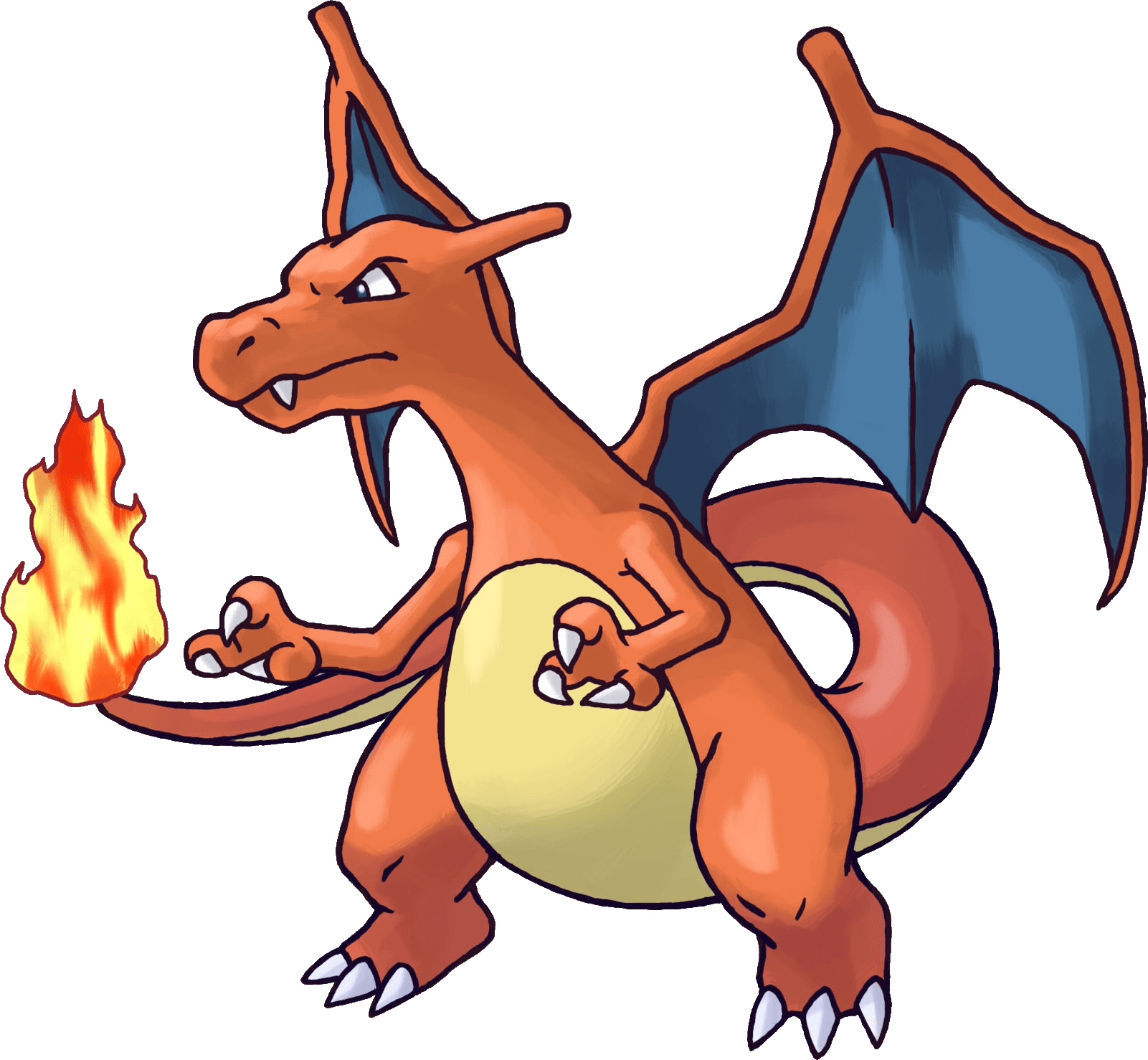 Pokemon clipart charizard. Transparent png stickpng