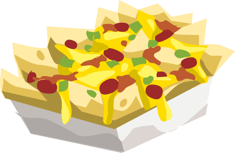Nacho clipart.  collection of nachos