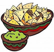 Free nachos. Nacho clipart