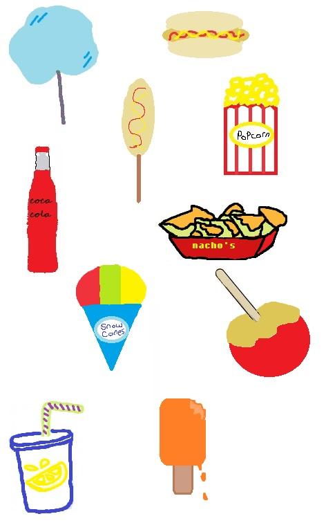 Nacho clipart carnival. Cartoon drawings food