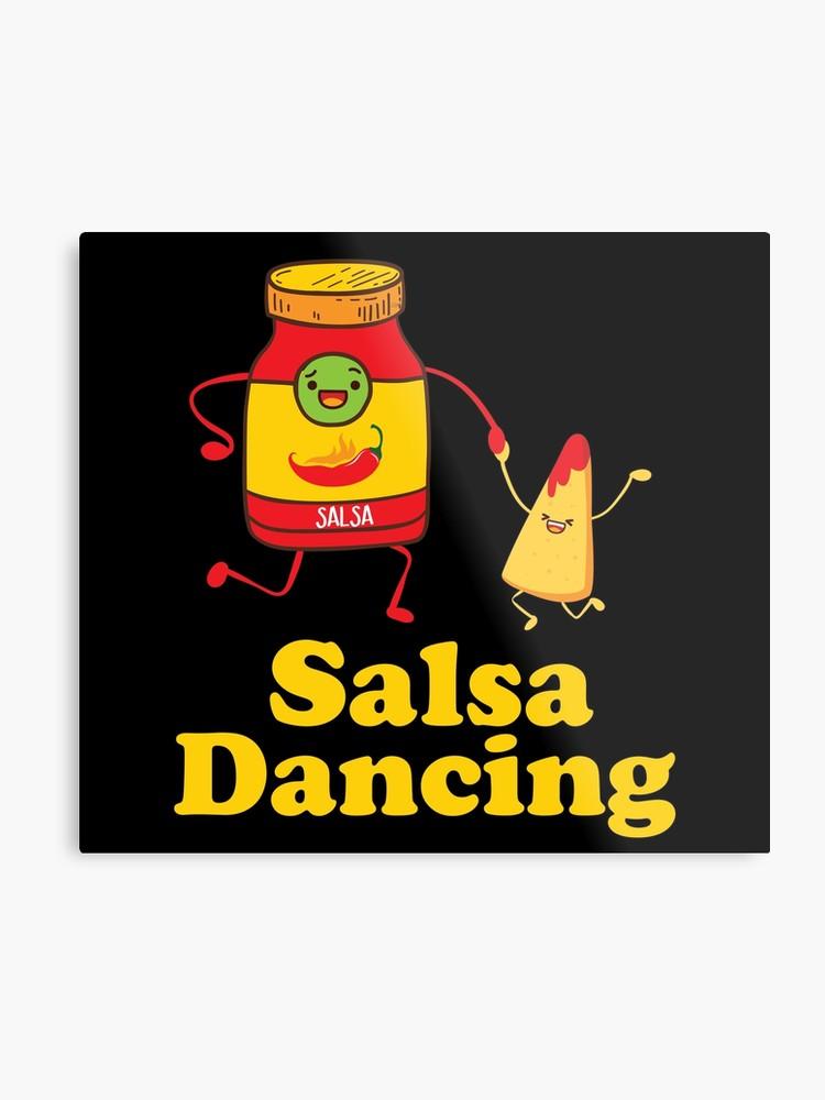 Salsa taco chili sauce. Nacho clipart dancing