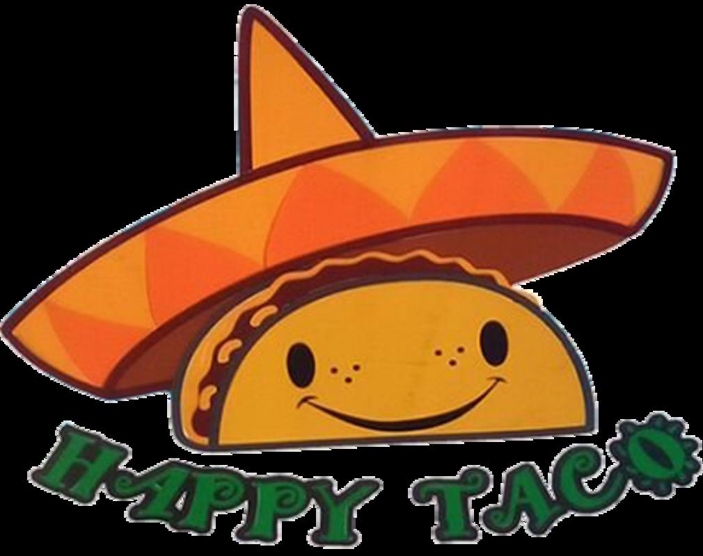 Nachos clipart chip guac. Happy taco delivery s