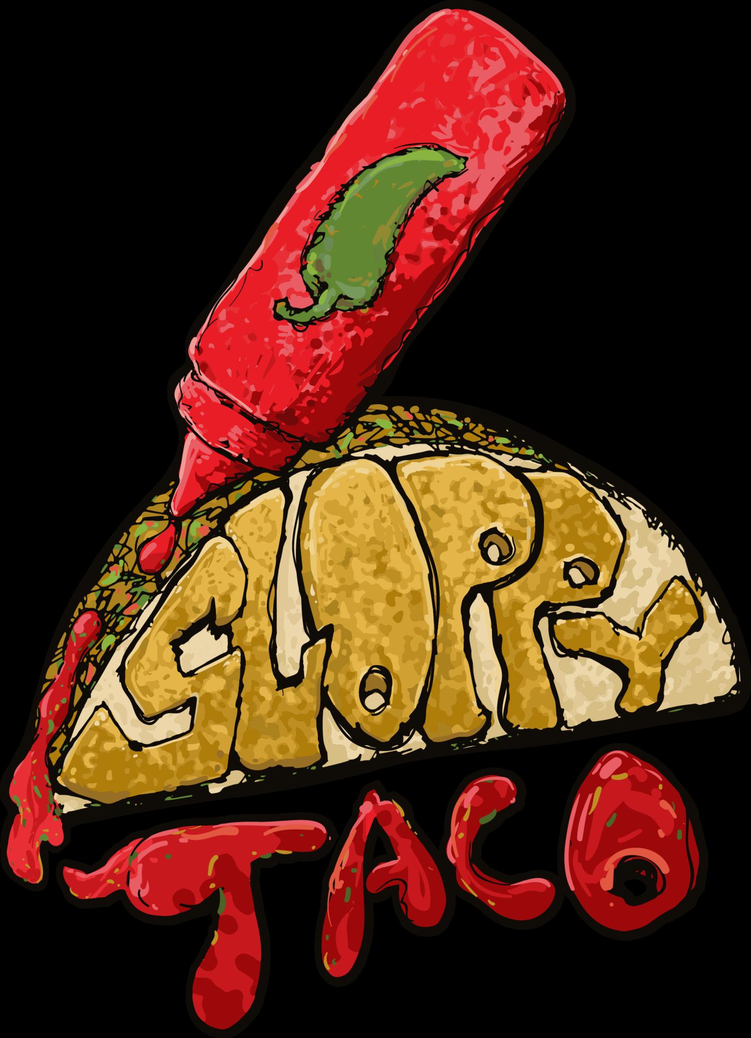 tacos clipart taco guy