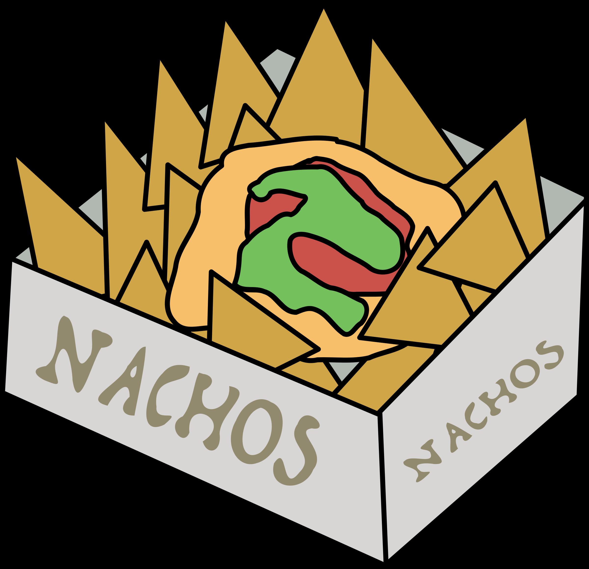 Big image png. Nachos clipart