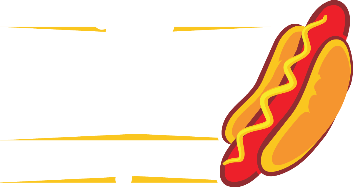 The hungry dog . Nachos clipart concession stand