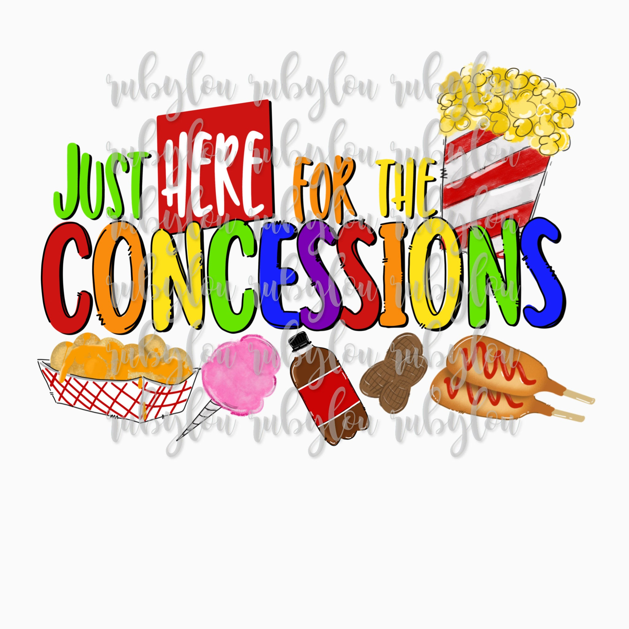 Nachos clipart concession stand. Just here for the