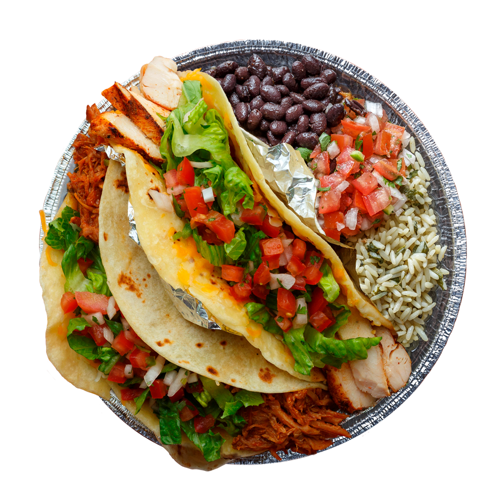 Mexican cafe rio grill. Tacos clipart taco night