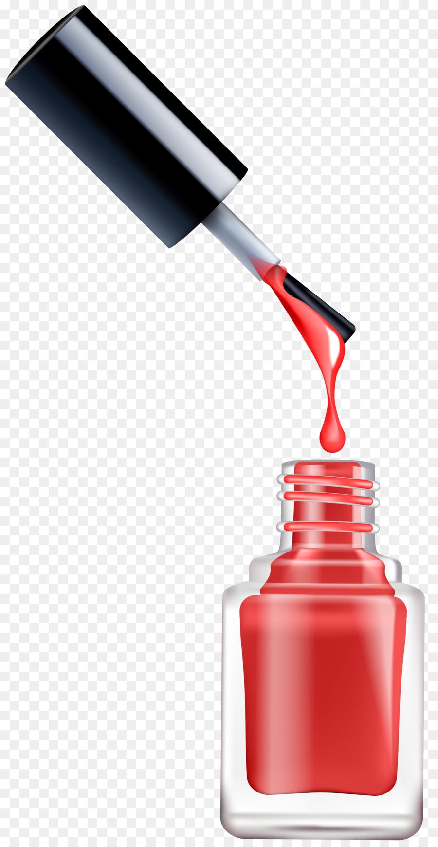 Cosmetics polish clip art. Nail clipart