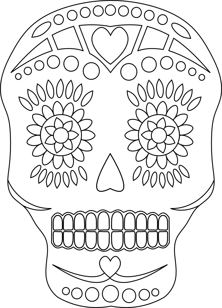 Nail clipart coloring book. Use these free digital