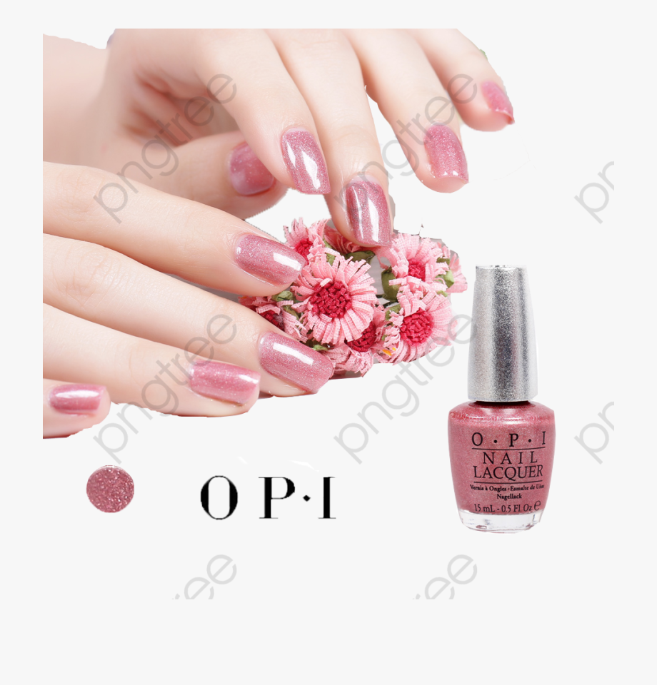 Nail clipart cutics. Creative polish advertisement