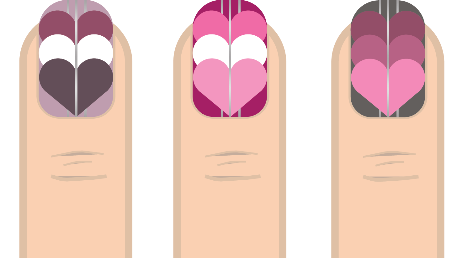 great valentines day. Nails clipart nailart