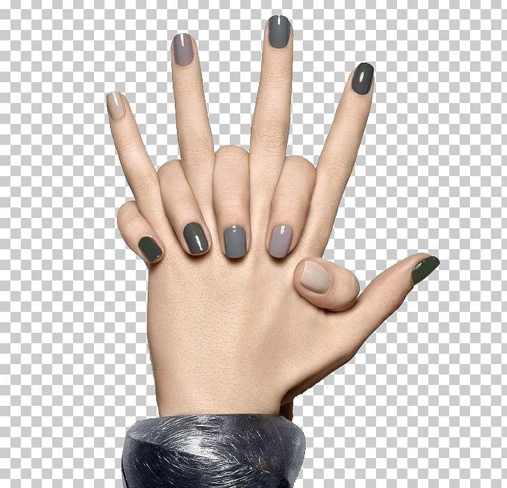 Nails clipart gray. Nail art polish gel