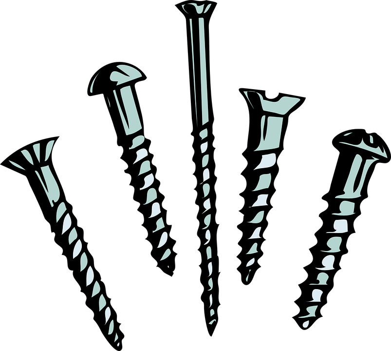 Nail clipart iron nail. Screw nails hodie investment