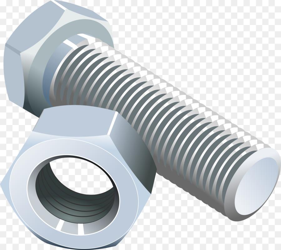 Bolt png clip art. Nut clipart screw nut