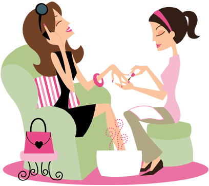 Pedicure free download best. Nail clipart spa nail