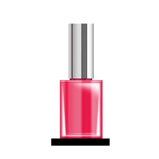 Logo crossfithpu. Nail polish bottle png