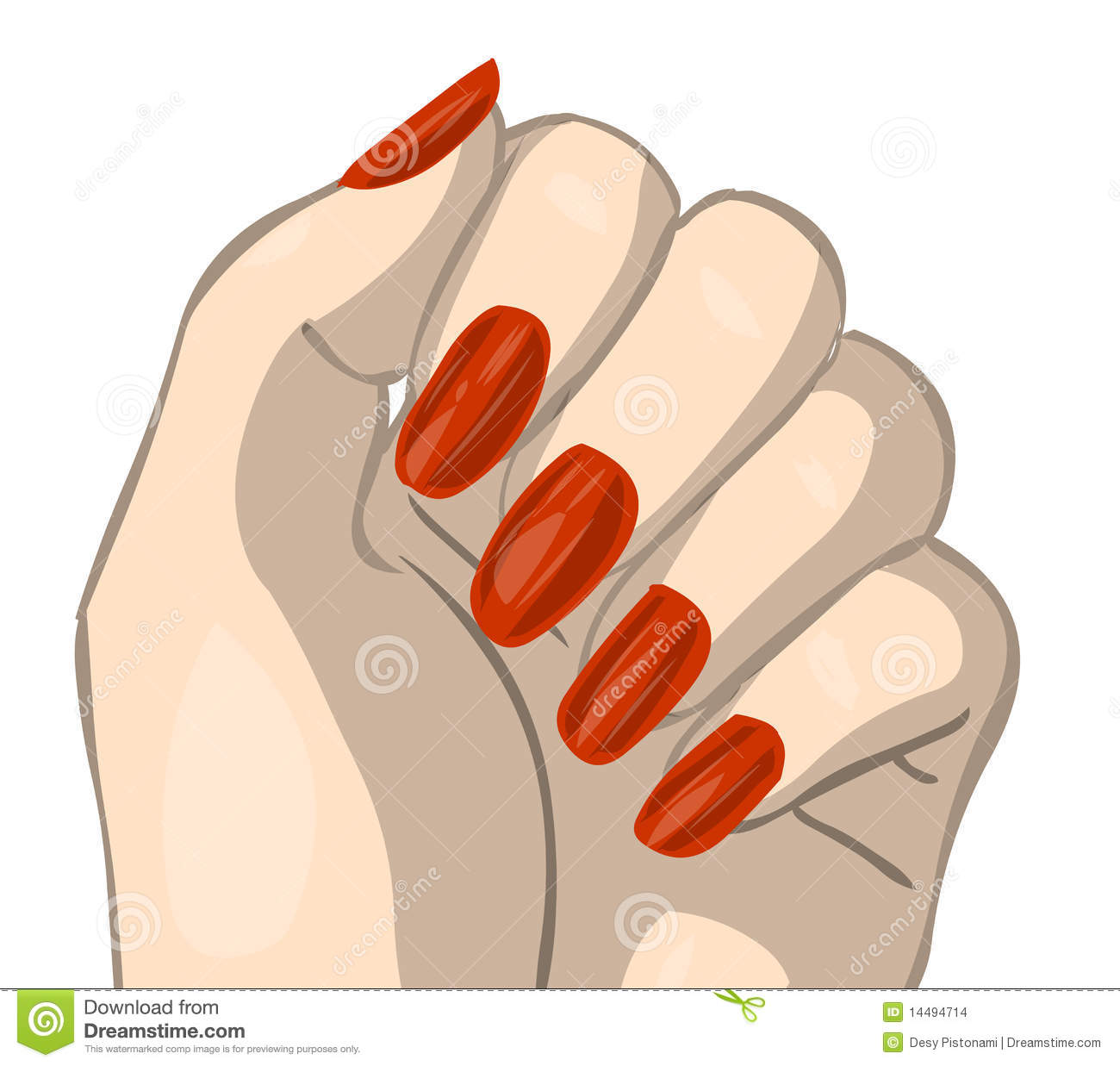 Finger clipart finger nail.  nails clip art