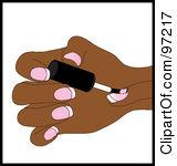 Nails clipart painting nail. Free cliparts download clip